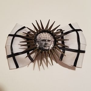 Hellraiser Hairbow Handmade
